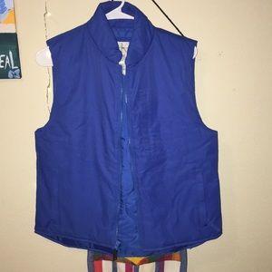 Royal Blue Calvin Klein Vest